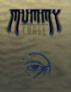 Mummy the Curse-Kickstarter Edition