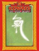 Complete Collection: Kindred of the East [BUNDLE]
