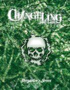 Changeling: the Lost Storyteller Screen