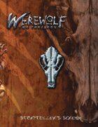 Werewolf the Forsaken Storyteller Screen