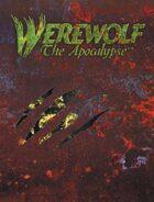Werewolf: The Apocalypse (1e)