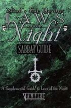 Laws of the Night: Sabbat Guide