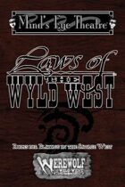Laws of the Wyld West