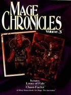 Mage Chronicles Volume 3