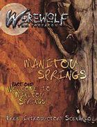 Werewolf: The Forsaken Demo Part 1