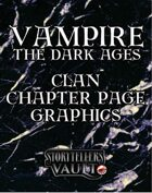 Vampire: The Dark Ages Clan Chapter Page