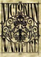 Victorian Age Vampire