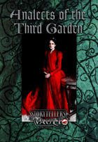 Analects of the Third Garden