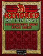 Kindred of the East Storytellers Vault Style Guide