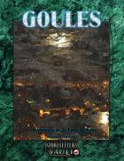GOULES! (Les Chroniques de la Lune de Sang, 2)