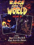 Rage Across the World Volume 3