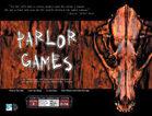 Parlor Games (Werewolf: The Forsaken)