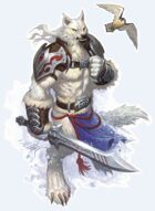 Werewolf: The Apocalypse Art Pack #4