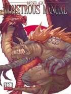 BESM d20 Monstrous Manual