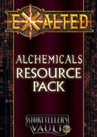 Exalted: Alchemicals Resource Pack