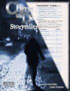Chronicles of Darkness Storyteller Screen