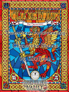 MrGone's Changeling The Dreaming Twentieth Anniversary Edition Character Sheets