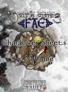 MrGone's Dark Ages Fae Character Sheets