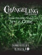 Changeling: The Lost Storytellers Vault Style Guide