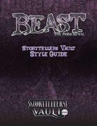 Beast: The Primordial Storytellers Vault Style Guide