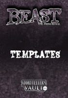 Beast: The Primordial Templates
