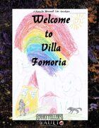 Welcome to Villa Fomoria