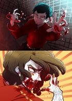 Pack illustrations style anime VtMB