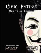 Civic Pathos: Spirits of Politics