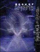World of Darkness: Book of Spirits