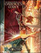 The Books of Sorcery, Vol. III - Oadenol's Codex