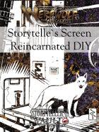 Werewolf 20th Storyteller´s Screen Reincarnated