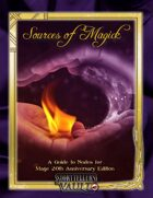 Sources of Magick