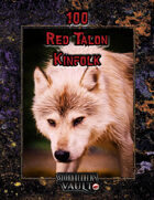 100 Red Talon Kinfolk