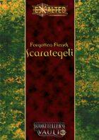 Forgotten Fiends: Scarategeli