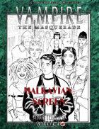 Malkavian Screen Vampire 20th Reincarnated
