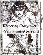 Werewolf 20th Reincarnated Screen 2