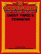 Ghost family: Pisacha