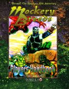 Mockery Breeds: Player´s Handbook
