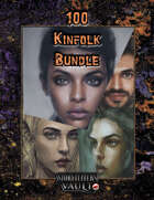 100 Garou Kinfolk Bundle [BUNDLE]