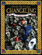 Mind's Eye Theatre: Changeling the Dreaming