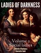SotM's Ladies of Darkness Vol.2