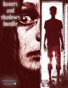 Haunts and Shadows Bundle [BUNDLE]