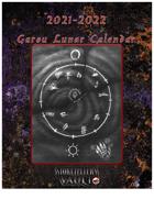 2021-2022 Garou Lunar Calendar