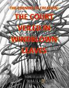 Corners of Creation: The Court Veiled In Windblown Leaves