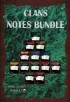 Clans Notes  [BUNDLE]