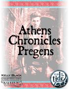 Athens Chronicles Pregen Vampires
