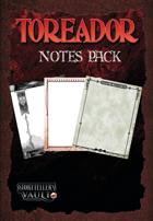 Toreador Notes Pack
