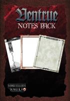 Ventrue Notes Pack