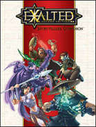 Exalted 2nd Edition: Storytellers Companion