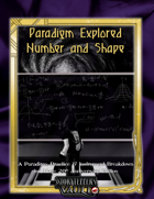 Paradigm Explored: Number and Shape